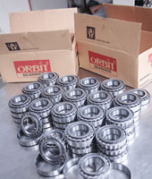 Bearing Box Packaging
