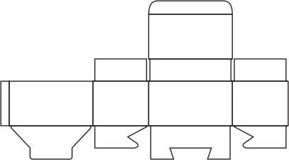 Single Flap Inter Lock Box